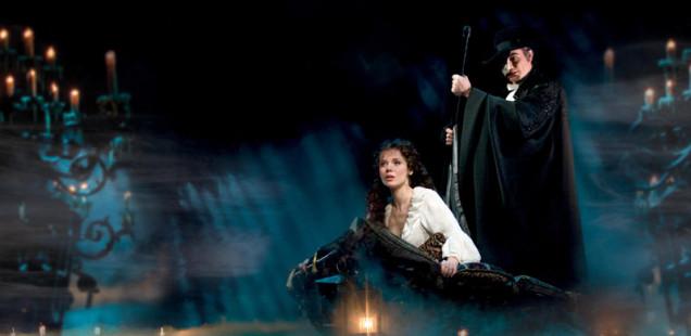 Я знаю, Призрак Оперы живет в душе моей