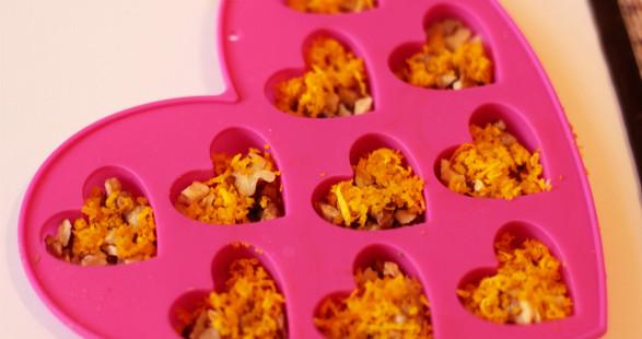Сыроедение: Рецепты. Апельсиновый грильяж