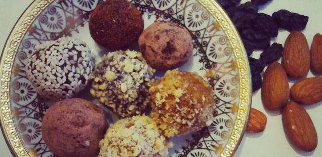 Сыроедение: Рецепты. Пряности для радости - сыроедческие конфеты с пряностями